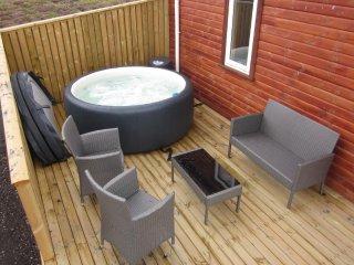 Golden Circle Cabin with hot tub #20, Skalholt