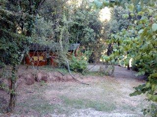 Camping Manso Coguleras. Simbolo de naturaleza., Sant Jaume de Llierca
