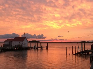 Smith Island Spectacular Sunsets