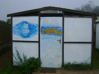 Casetas/Islas de 8 plazas en el Campamento Quimpi, La Esperanza