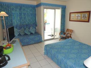 Studio 4p avec piscine au Carayou Martinique, Trois-Ilets
