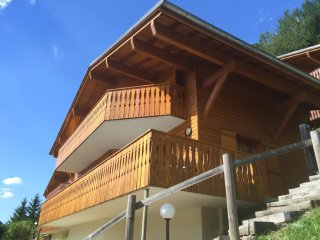 Spacious chalet close to the centre of Chatel