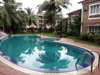 2BHK Luxurious Apartment in 4 Star Resort, Candolim
