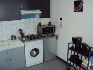 Studio 25 m2 renove et meuble a Bagnoles chateau