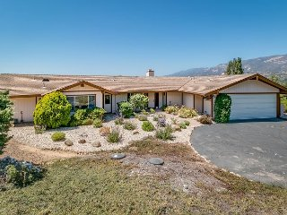 3BD, 2BA House with Ocean Views near Santa Barbara and Beaches