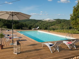 La Fleurieu - Luxury converted Farmhouse, 3 bed, Puy-l'Eveque