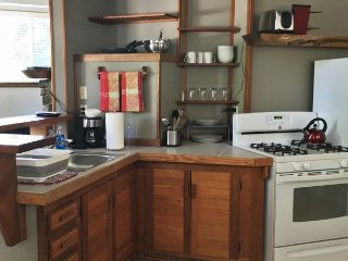 Cozy above garage studio.  Fresh furnishings and new appliances., Homewood