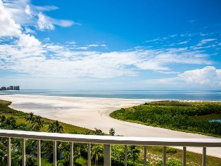 South Seas Tower 3 #1005 - Beachfront 2/2 Long Beach Views!, Marco Island