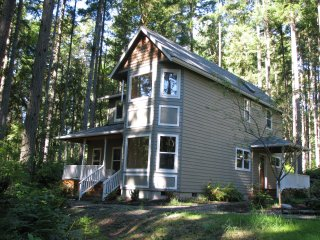 Vashon Forest Retreat close to Seattle and Tacoma