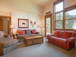 Red Hawk Townhome 2337 - Spacious, three level property with washer/dryer, walk to slopes!, Keystone