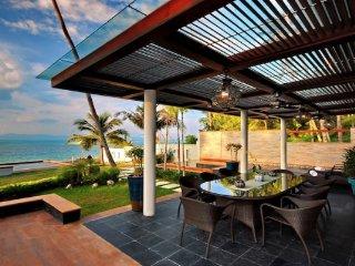 Tropical Beachfront Villa