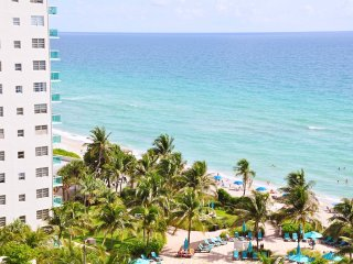 Ocean View in Hollywood Beach - 1 Bed / 1 Bath.