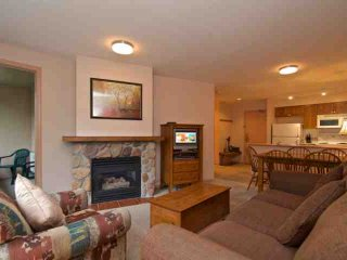 Eagle Lodge Town Plaza 1 bedroom condo #328, Whistler
