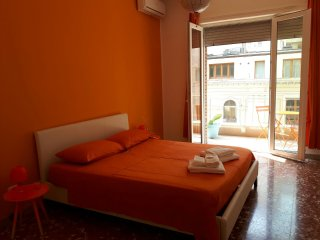 B&B Elle - Camera arancione