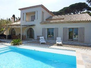 6 bedroom Villa in Sainte Maxime, Cote d Azur, France : ref 2236377, Ste-Maxime