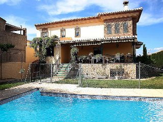 7 bedroom Villa in Granada/Chauchina, Inland Andalucia, Spain : ref 2252901