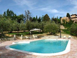 5 bedroom Villa in Certaldo, Chianti Classico, Italy : ref 2253671, Lucardo