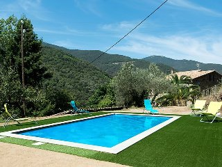 5 bedroom Villa in Sant Esteve de Palautordera, Inland Catalonia, Spain : ref