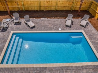 HEAVENLY VIEW: New! Bikes-Chair Srvc-Private Pool, Santa Rosa Beach