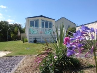 Sands Holiday Caravan. St Merryn, North Cornwall