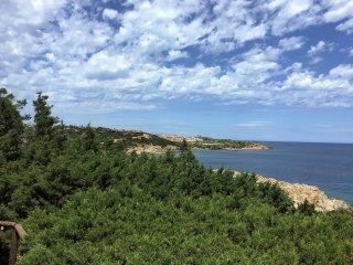 Appartamento vista mare Cala de Flores Porto Cervo
