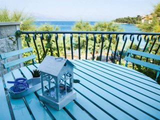 Apartmen Zeljka - stunning view and great location, Postira