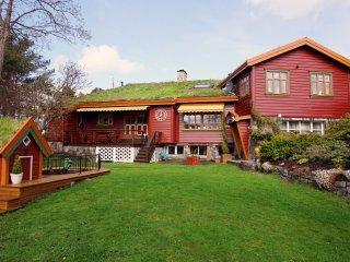 FJORDSIDE Lodge, Veten apartment (2)