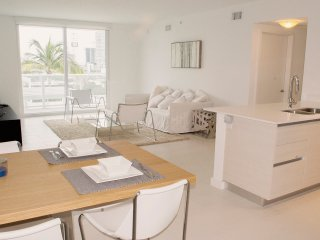 The Art - 2 bedrooms + 2 bathrooms, Miami