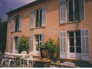 la Mesangere, Chateauneuf de Grasse