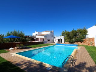 Villa Costa do Sol, Large Villa, Countryside, 6 Bedroom, Sleeps 12,  Large Pool