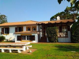A beatifull Villa at 800 mt from the beach