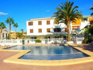 HOSTAL BAHÍA BLANCA / HABITACIÓN DOBLE 2PX, San Juan de Alicante