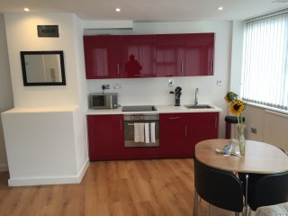 Two Bedroom Apartment, Leicester