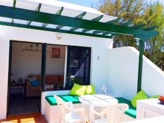 Casita Blanca, Jardín del Sol 1 (Playa Blanca)