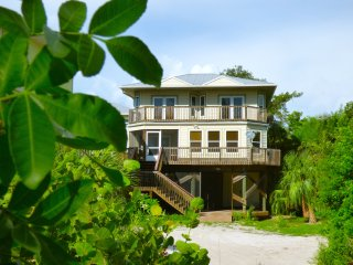 Redfish Retreat on Little Gasparilla Island, Placida