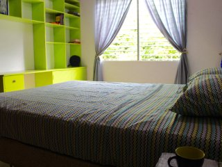 107 APT. |  A Queen Bed Room With Garden View, Managua