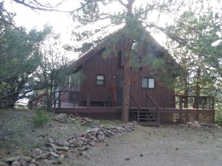 Cabin in the Pines, Westcliffe