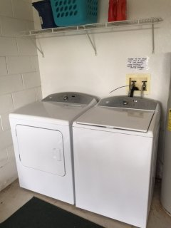 New digital/touch laundry appliances