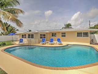 NEW! Trendy 3BR Boca Raton House w/Private Pool!