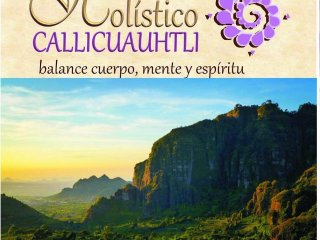 Holistic Center Callicuauhtli, Tlayacapan