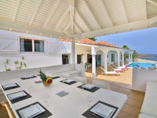 Zephirine Villa Up to 10 guests Sint Maarten SXM, Cole Bay