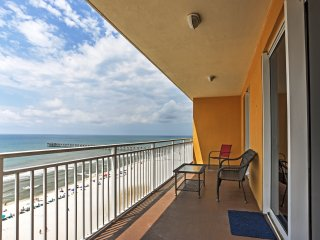NEW! 3BR Gulf Front Panama City Beach Condo!