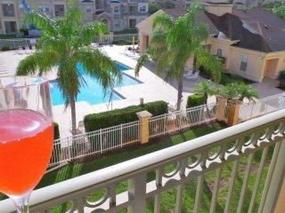 Pool Side Tree House