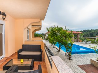 TH02867 Apartments Jurić / Two Bedrooms Lemon, Rab Island