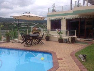 Neshiri, stunning hillside Villa with fantastic views