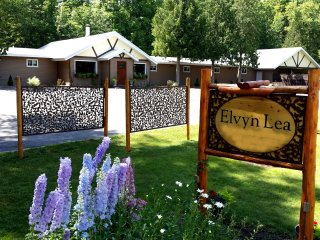 Elvyn Lea Lodge Room 2, Walloon Lake