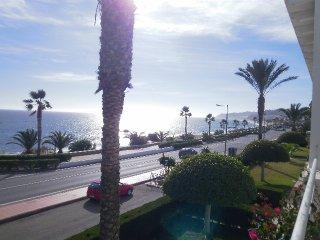 Apartamento en 1ª Linea de la Playa, Mojacar Playa, La Parata