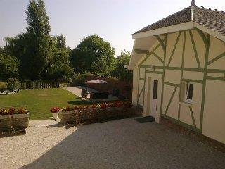 La maison de Louna, Saint-Parres-les-Vaudes