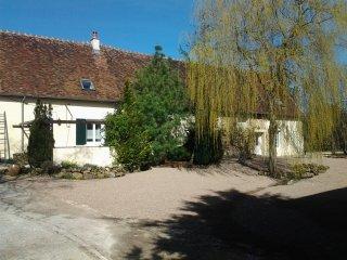 De Ruif , Gite rural en pleine campagne, Vailly-sur-Sauldre