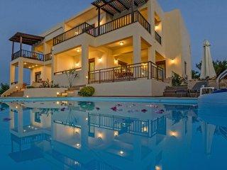 Villa Roussa 1. Live the Cretan nature!